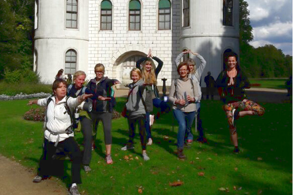 yoga wandern berlin