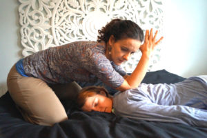 Thai Yoga Massage - München - Traveling Yoga